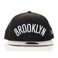 59Fifty Brooklyn - Pet - zwart