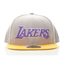 59Fifty Lakers - Pet - grijs