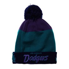 Los Angeles Dodgers - Gorro - violeta