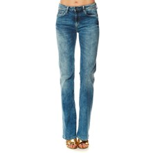 Mayflare - Jeans flare - jeansblau