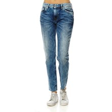 Susan - Jeans Regular - washed blauw