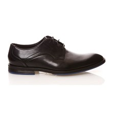 Prangley Walk - Leren derbies - zwart