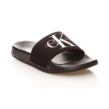 CHANTAL - Chanclas - negro