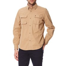 Chemise casual - beige