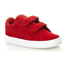 Suede Classic - Sneakers in pelle scamosciata - rosso