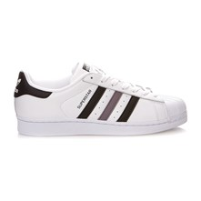 Superstar - Sneakers con inserti in pelle - bianco