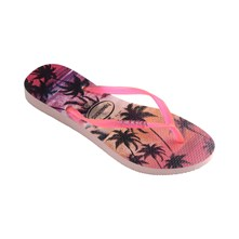 Slim Paisage - Teenslippers - roze