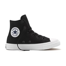 CHUCK TAYLOR ALL STAR II HI BLACK/WHITE/NAVY - High Sneakers - schwarz
