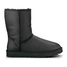 Classic Short Leather - Boots - schwarz