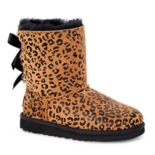 Bailey bow leopard - Boots - gemustert