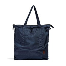 Tote bag - marineblauw