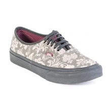 Authentic Slim - Zapatillas de cuero - estampado