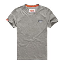 Orange Label - T-shirt - gris chine