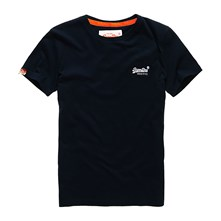 Orange Label - T-shirt - bleu marine