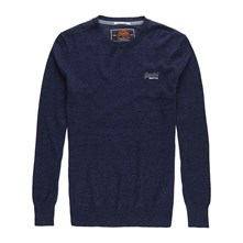 Orange Label - Sweat-shirt - bleu marine