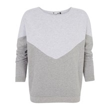 Downtown Relaxed - Sweatshirt - zweifarbig