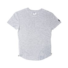 Zippermax - T-Shirt - grau