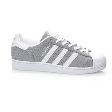 Superstar W - Ledersneakers - grau