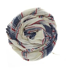 miles - Foulard - tricolore