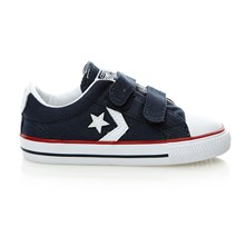 STAR PLAYER 3V OX NAVY/WHT - Derbies - marineblau