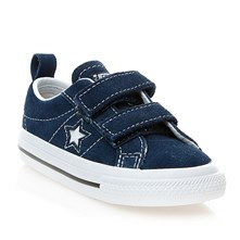 One Star 2V OX - Sneakers - marineblau