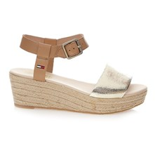 Lory - Wedges - goldfarben