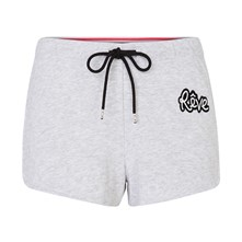 Block Party - Shorts - grau meliert