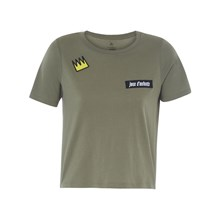 Block Party - T-Shirt - khaki