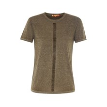 Haight Ashbury - T-Shirt - khaki