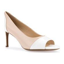Audie - Leren pumps - bi-color