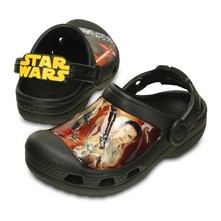 Star Wars - Zuecos - negro