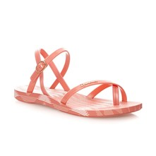 Fashion Sand - Teenslippers - rood