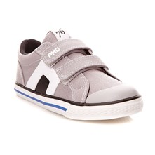 T.CANVAS - Sneakers - grau
