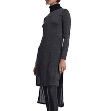 Robe pull - gris