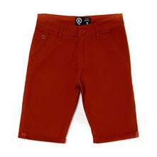 Buffy-J-D - Short - baksteen rood