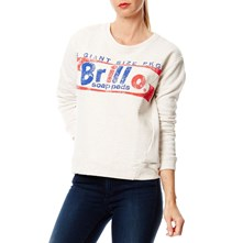 Brillo - Sweat-shirt - ecru