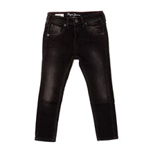 Striker - Jeans slim - zwart denim