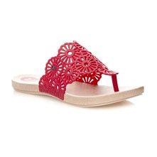 INTENSE HOLIDAY TONG - Teenslippers - roze