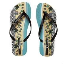I Love Tribal - Chanclas - bicolor