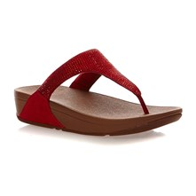 SLINKY ROKKIT TOE-POST - Teenslippers - rood