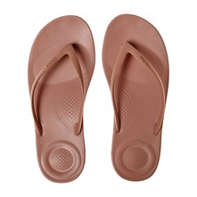 IQUSHION ERGONOMIC FLIP-FLOPS - Teenslippers - naturel