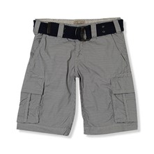 SCOTTY JR - Pantaloncino, bermuda - blu scuro