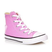 CHUCK TAYLOR ALL STAR HI FUCHSIA GLOW - High Sneakers - rosa