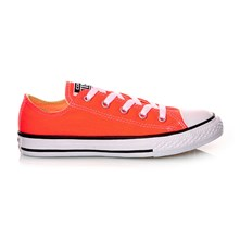 CHUCK TAYLOR ALL STAR OX HYPER ORANGE - Derbies - oranje