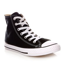 CHUCK TAYLOR ALL STAR HI BLACK - High Sneakers - schwarz