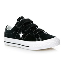 ONE STAR 3V OX BLACK/WHITE/BLACK - Sneakers - schwarz