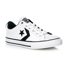 STAR PLAYER EV OX WHITE/BLACK/WHITE - Sneakers - weiß