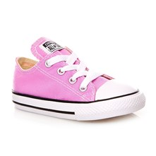 CHUCK TAYLOR ALL STAR OX FUCHSIA GLOW - High Sneakers - rosa