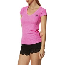 Machiz - Camiseta - indian pink