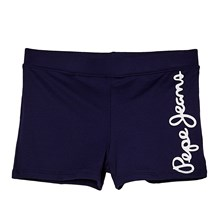 kelly - Short boxer - marineblauw